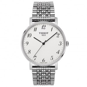 Đồng hồ Tissot Nam Dây Kim Loại Everytime T109.410.11.032.00 38mm