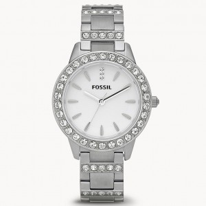 Đồng Hồ Fossil Nữ Jesse Stainless Stainless Steel Watch ES2362 34mm