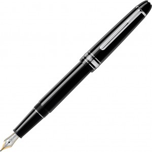 Bút Máy MontBlanc Meisterstück Platinum-Coated Classique Fountain Pen 106522