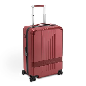 Vali Montblanc #MY4810 Montblanc x (RED) Cabin Trolley 125502