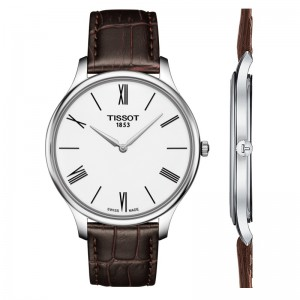 Đồng hồ Tissot Nam Tradition Thin 5.2mm T063.409.16.018.00 39mm