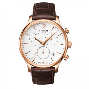 Đồng hồ Tissot Nam Tradition Chrono T063.617.36.037.00 42mm