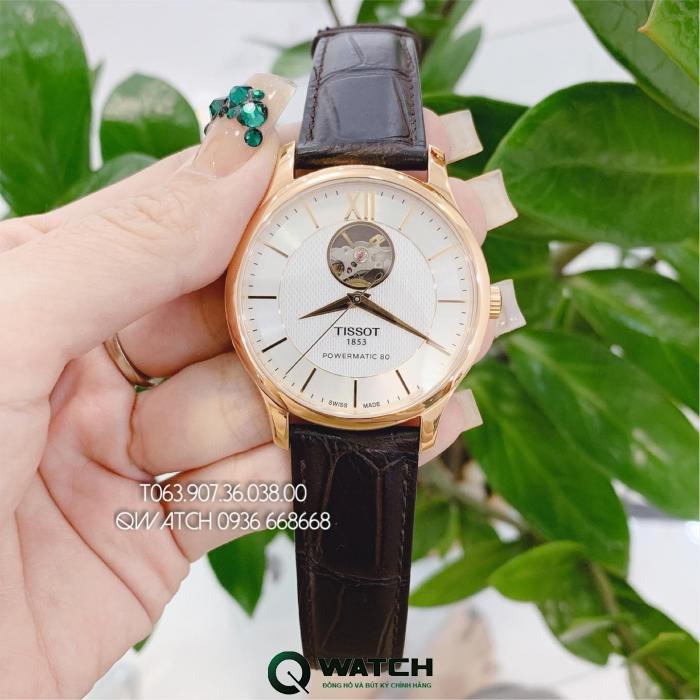 Đồng hồ Tissot Tự động Nam Tradition T063.907.36.038.00 40mm