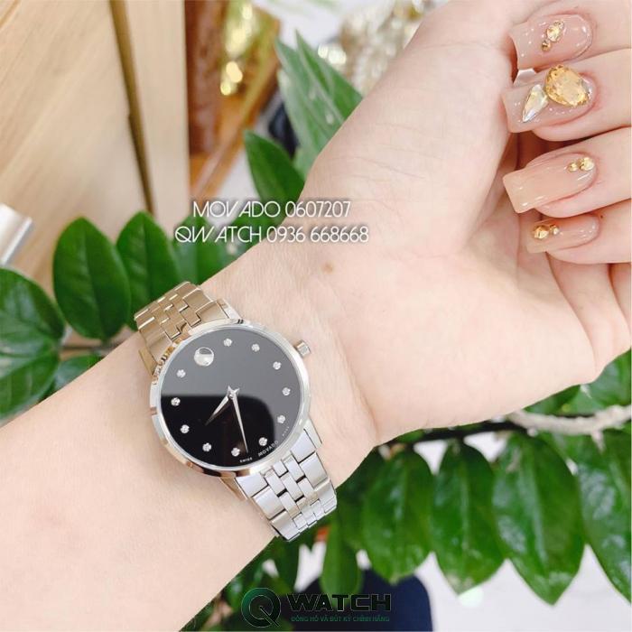 Mẫu đồng hồ Movado dành cho nữ cực sang trọng và đẹp mắt
