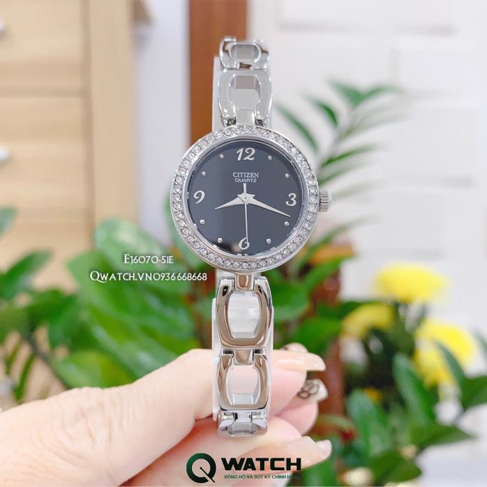 Đồng Hồ Citizen Nữ Đẹp EJ6070-51E 23mm