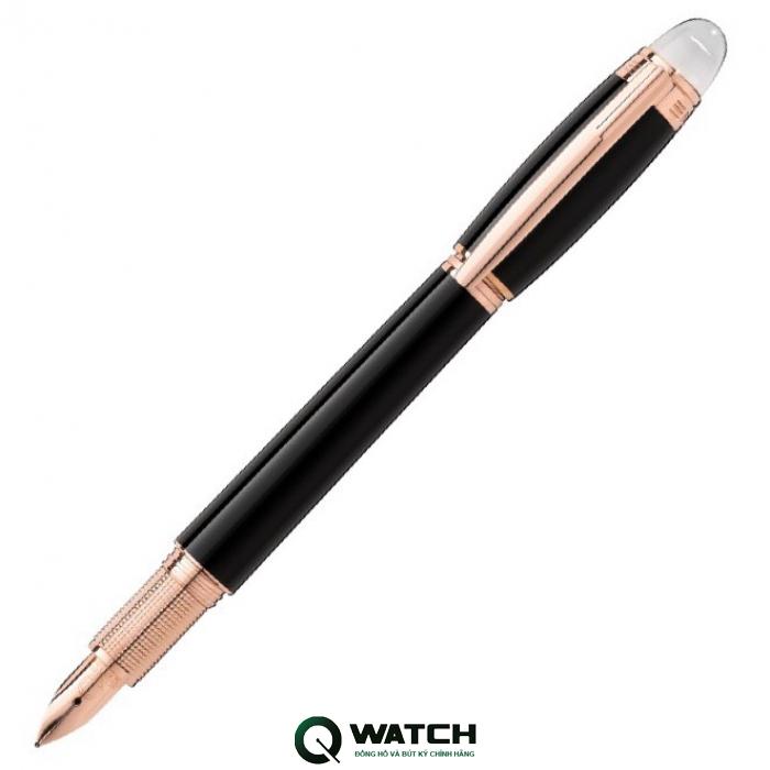 Bút Máy MontBlanc StarWalker Red Gold Resin Fountain Pen 105651 (Ngòi M)
