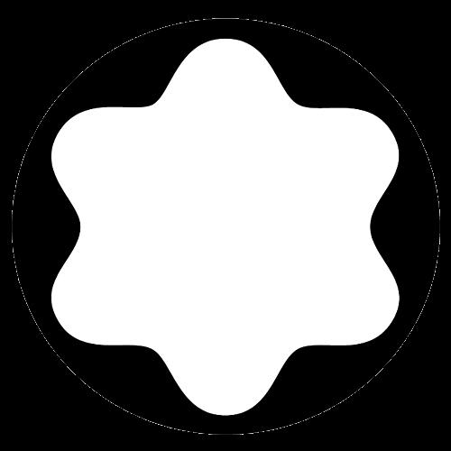 Nhiều nhận định cho rằng logo sáu cánh tạo nên đẳng cấp thương hiệu Montblanc