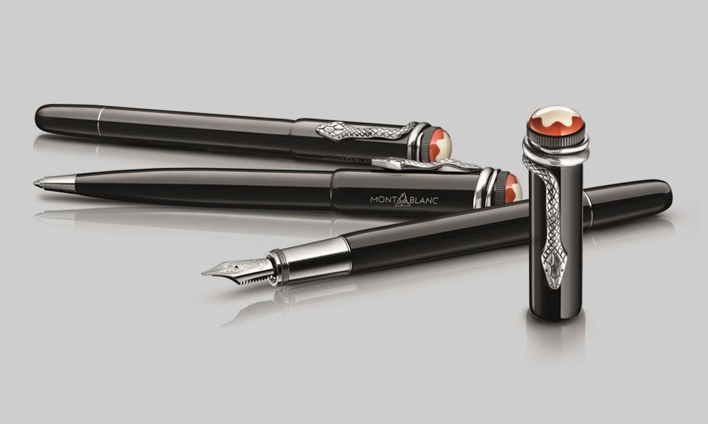 Vỏ bút chính hãng làm từ nhựa thông tự nhiên cao cấp