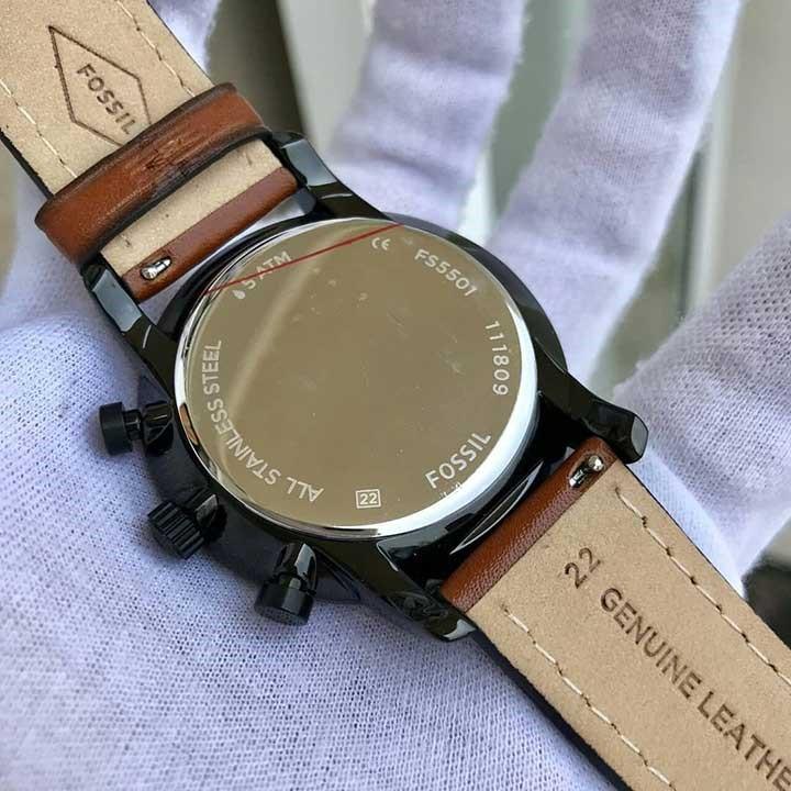 Hướng dẫn check imei đồng hồ fossil chuẩn