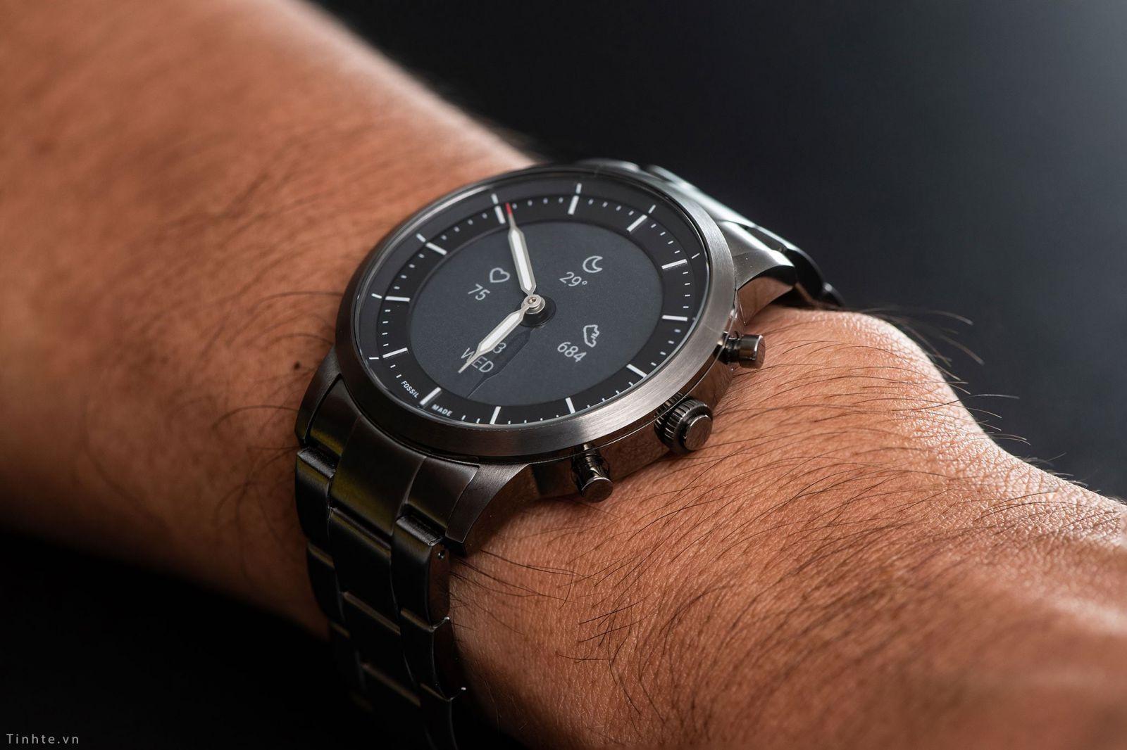 Đồng hồ fossil hybrid hr có tốt như bạn nghĩ?