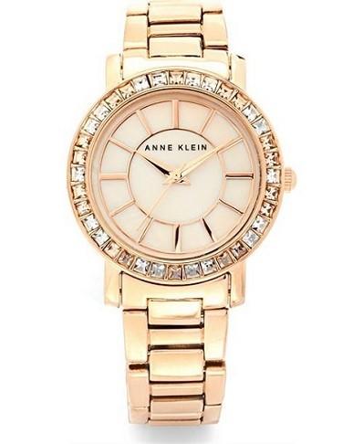 Đồng hồ Anne Klein được mua chính hãng từ nhà sản xuất với nhiều mẫu đẹp