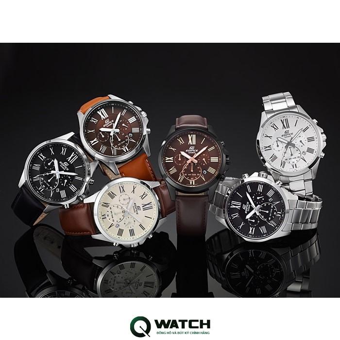 Thắc mắc về các mẫu đồng hồ Casio dây da