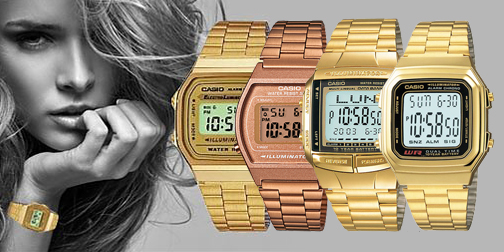 Đồng hồ Casio điện tử chính hãng luôn là lựa chọn hàng đầu
