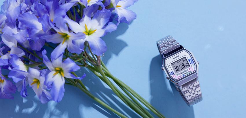 Giá đồng hồ Casio điện tử rất vừa với túi tiền của mọi người