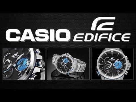 Những chiếc đồng hồ Casio Edifice đến từ thương hiệu Casio