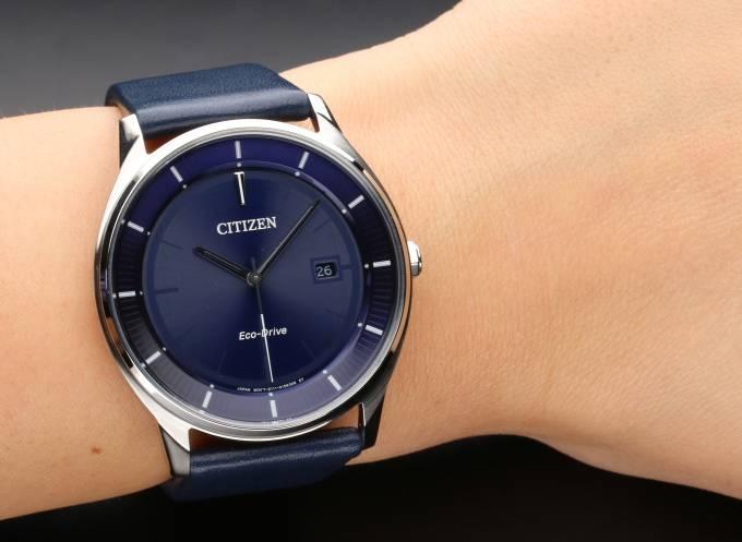 Đồng hồ Citizen Nam Eco-Drive BM 7400-12L 40mm là sự pha trộn giữa phong cách hiện đại và cổ điển