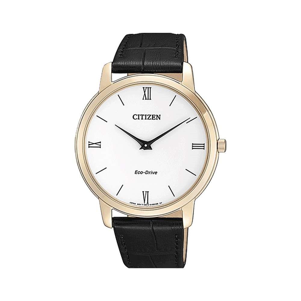 Đồng hồ Citizen Nam Eco-Drive AR1133-23A 39mm với độ dày siêu mỏng mang đến cảm giác thoải mái cho người đeo