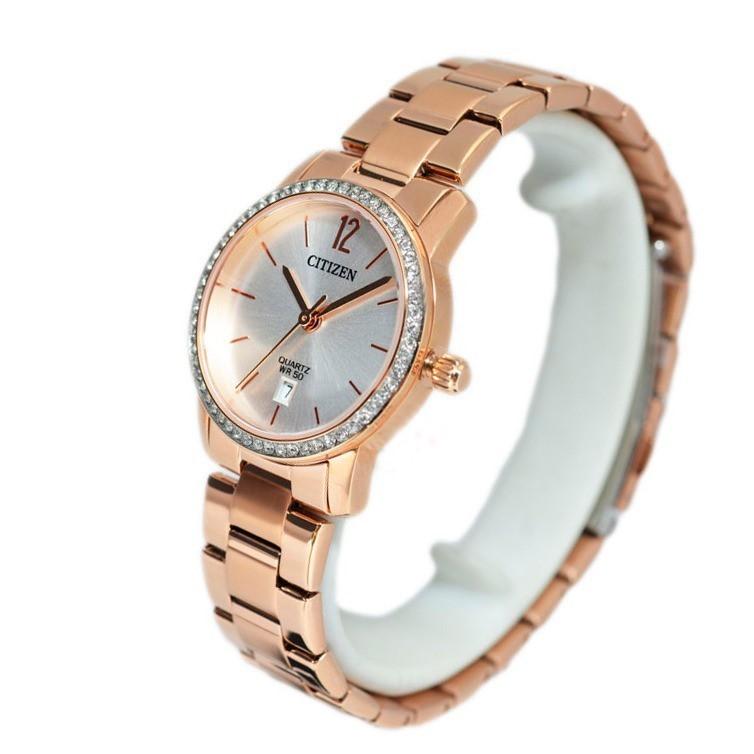 Mẫu đồng hồ Citizen giá rẻ đang được ưa chuộng Đồng Hồ Citizen E6039-86A
