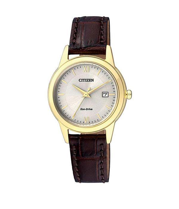 Đồng hồ Citizen Sapphire cổ điển và cá tính