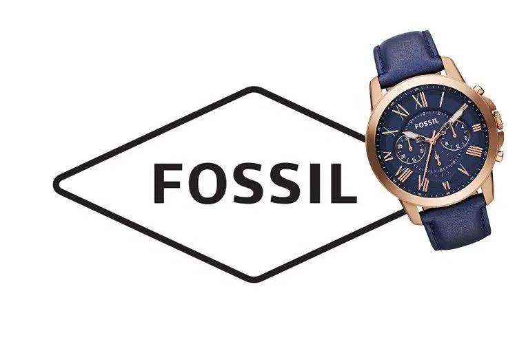 Fossil là thương hiệu đồng hồ thời trang nổi tiếng