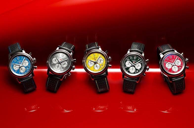 Những phiên bản đồng hồ Fossil Limited độc đáo