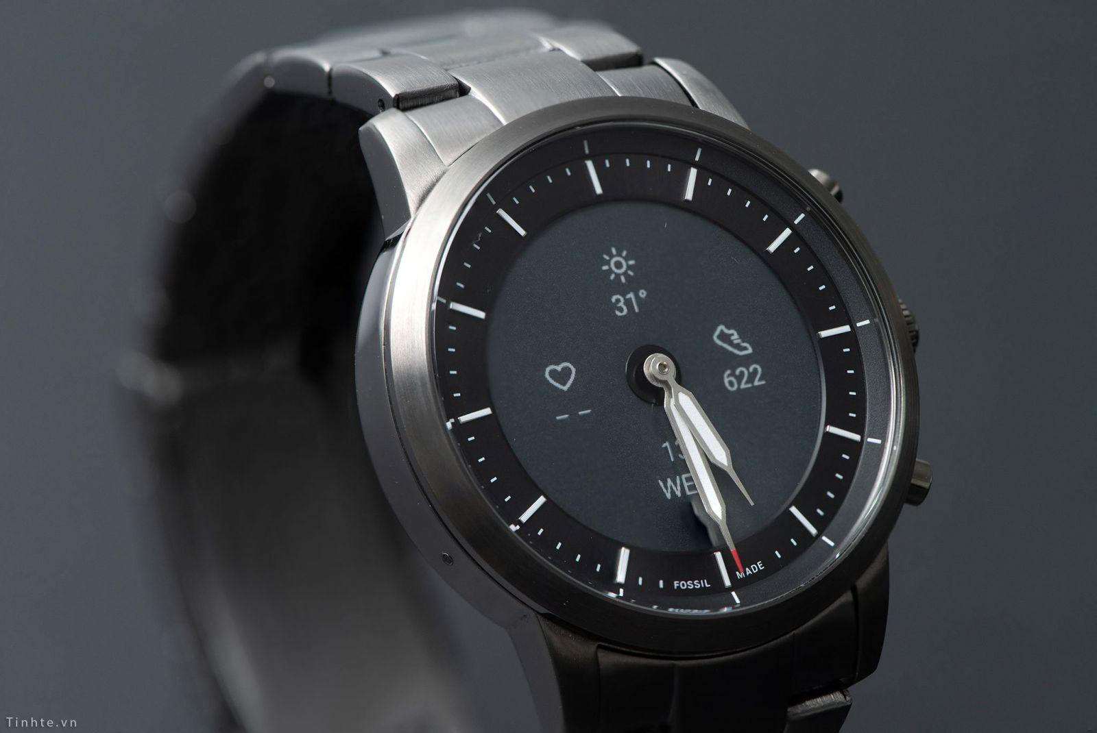Đồng hồ Fossil hybrid hr được ưa chuộng