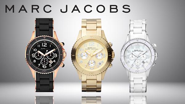 Marc Jacobs- thương hiệu đồng hồ nổi tiếng đến từ Mỹ