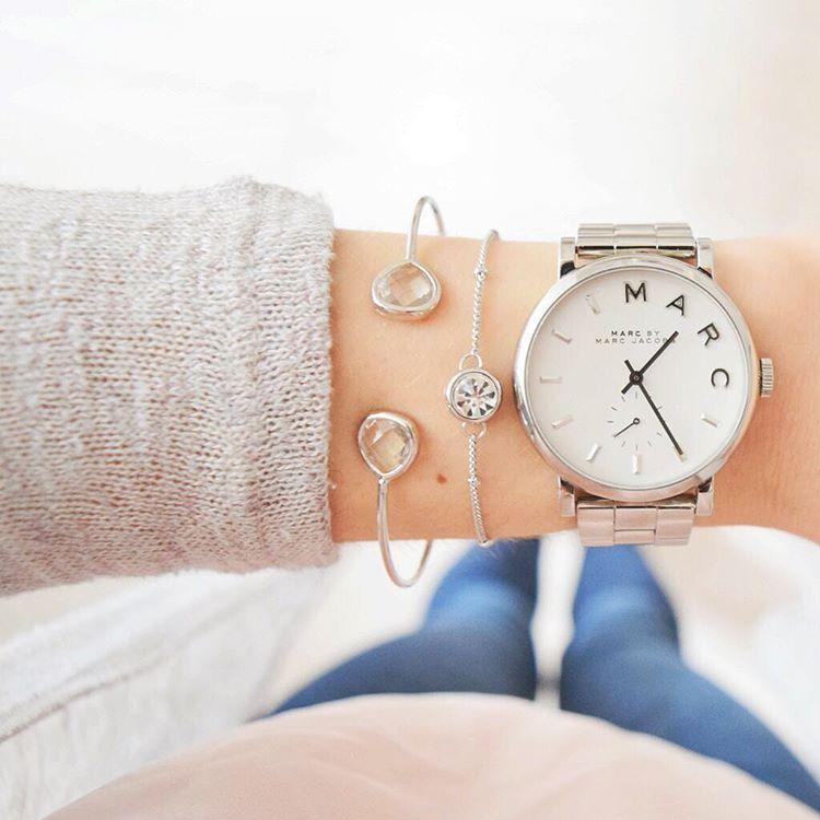 Qwatch- địa chỉ cung cấp đồng hồ Marc Jacobs chính hãng