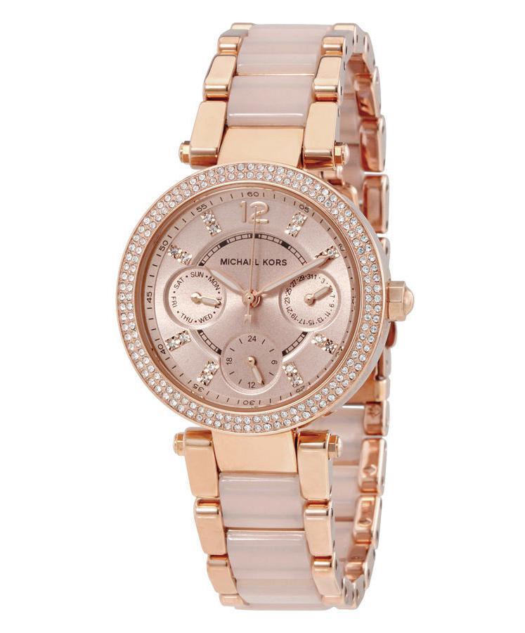 Đồng hồ Michael Kors chính hãng thiết kế tinh xảo trong từng chi tiết