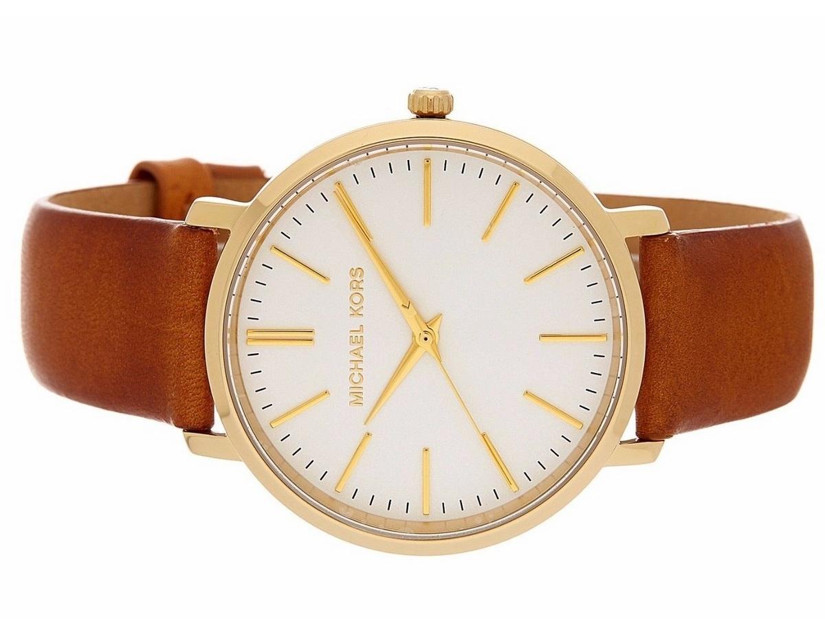 Đồng hồ Michael Kors dây da mang vẻ đẹp tinh tế