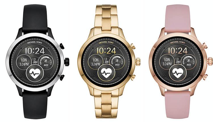 Đồng hồ Michael kors nữ cảm ứng tạo nên đẳng cấp cho các quý cô