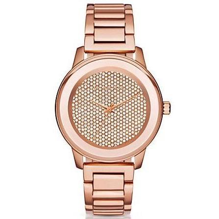 Giá đồng hồ Michael Kors nữ Kinley được bán tại cửa hàng Qwatch là 3.000.000 VNĐ
