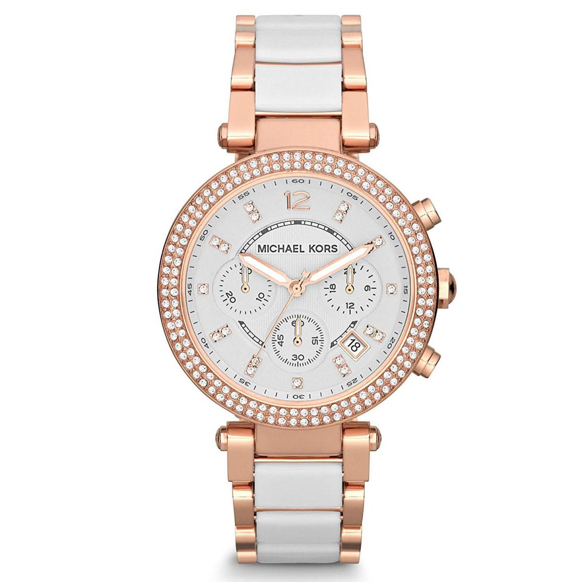 Đồng hồ michael kors parker chronograph