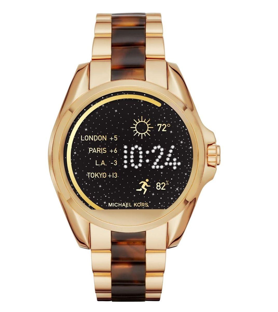 Đồng hồ thông minh đến từ Mỹ của thương hiệu Michael Kors