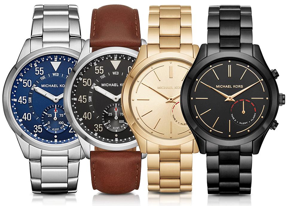 Những chiếc đồng hồ nam thời thượng đến từ thương hiệu Michael Kors