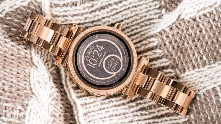 Đồng hồ michael kors thông minh giá rẻ tại Qwatch