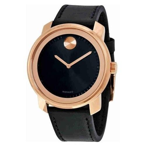 Chiếc đồng hồ Movado Bold cổ điển mà cá tính