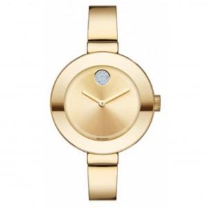 Đồng hồ Movado chính hãng có nguồn gốc từ Thụy Sỹ
