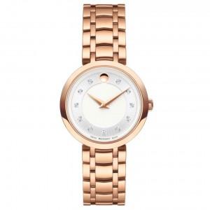 Đồng hồ Movado có mức giá phù hợp với nhiều đối tượng khách hàng