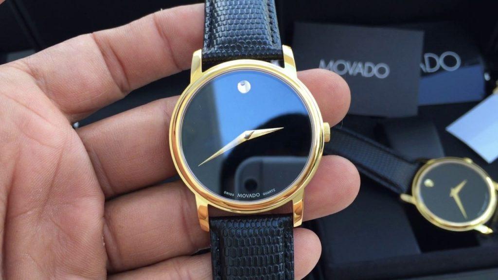 Đồng hồ Movado là thương hiệu đồng hồ Thụy Sỹ nổi tiếng hàng đầu