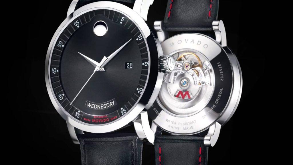 Giá đồng hồ quartz từ Movado