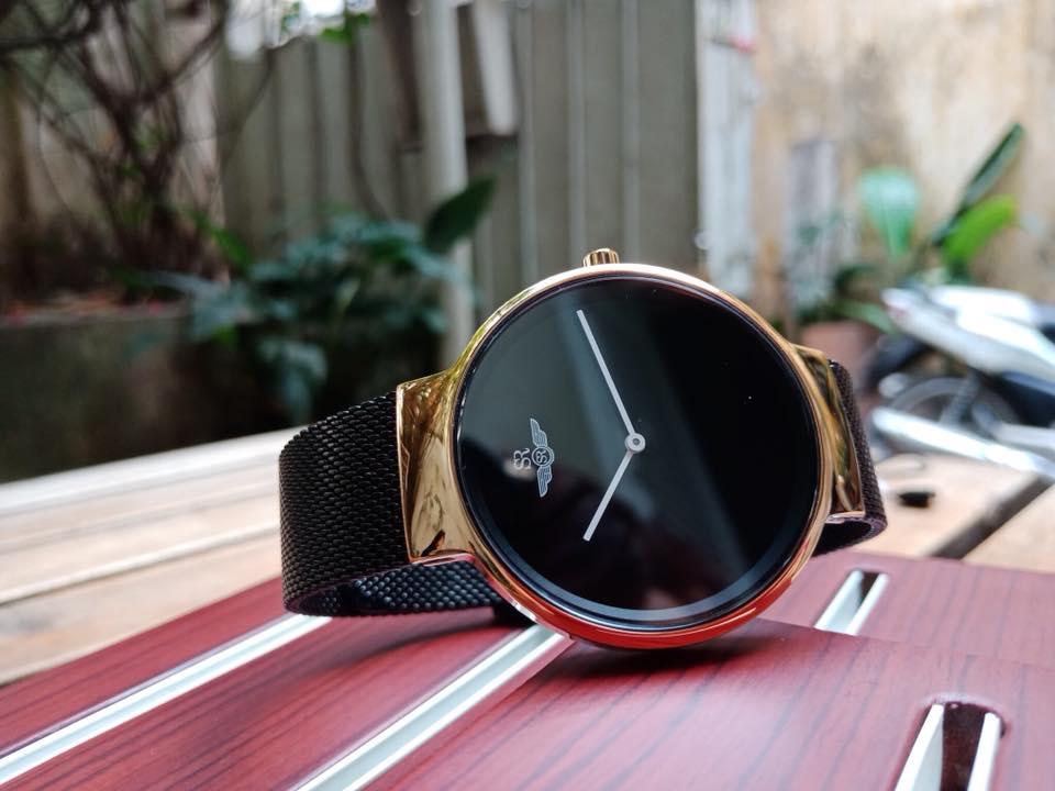 Đồng hồ Srwatch đúng chất đồng hồ Nhật Bản - tỉ mỉ, công phu, tinh tế