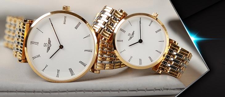 AnchorTỉ mỉ, công phu, tinh tế là ba tiêu chí tạo nên đồng hồ Srwatch