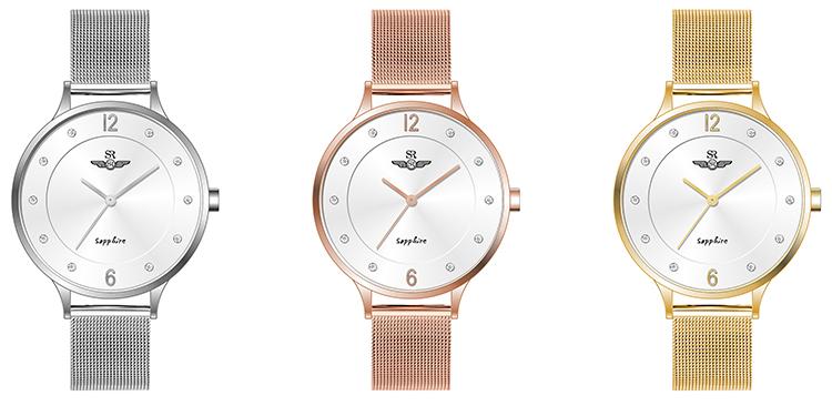 AnchorKhông chỉ tốt mà đồng hồ Srwatch còn đa dạng về mẫu mã