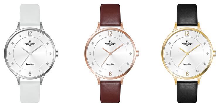 Những chiếc đồng hồ Srwatch nữ là lựa chọn hàng đầu của những nàng mê làm đẹp