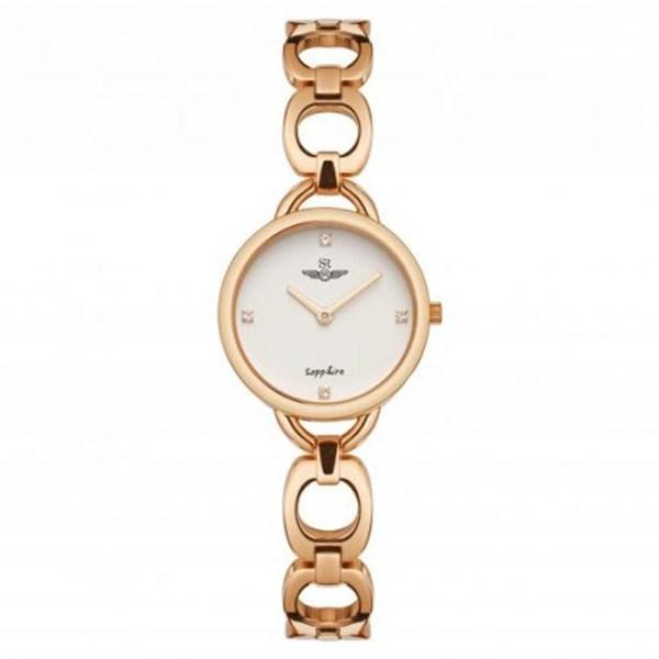 Đồng hồ Srwatch nữ mang đến sự hoàn thiện tuyệt đối về chất lượng và thẩm mỹ nhưng giá thành lại rất vừa túi tiền