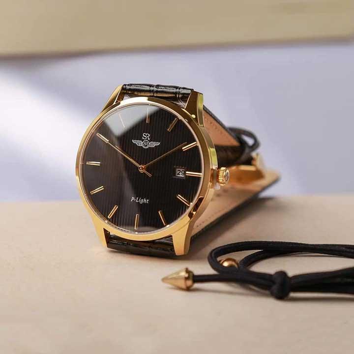 Đồng hồ Srwatch nữ sapphire cực bền, mang đến sự sang trọng cho khách hàng