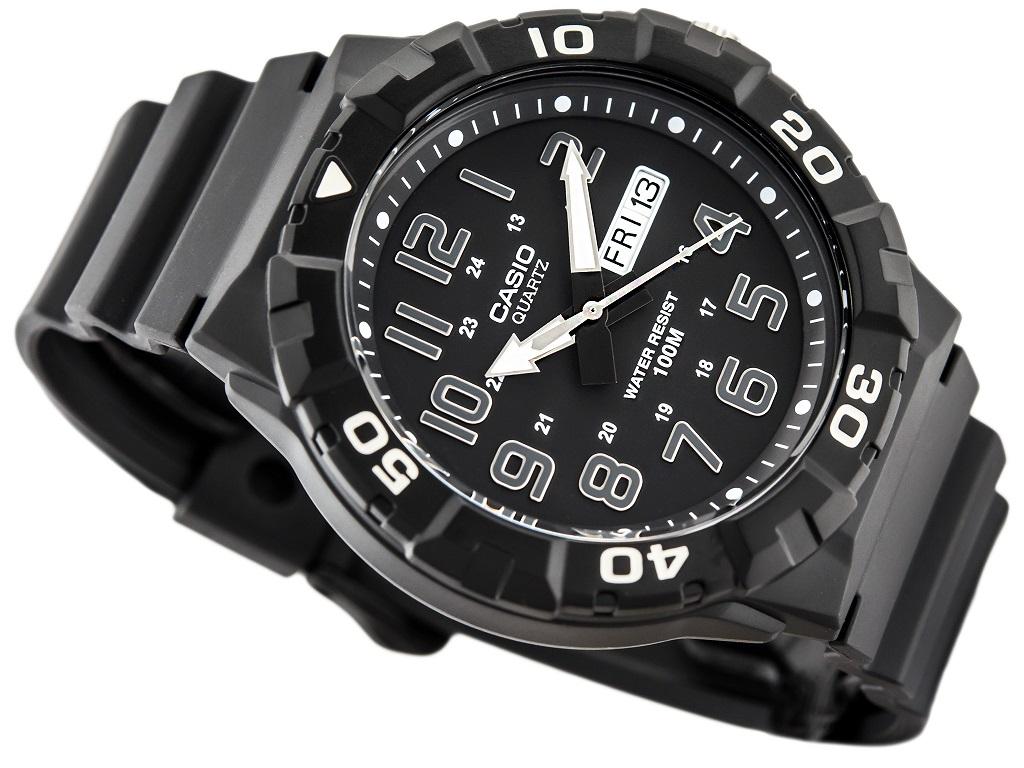 Đồng hồ Casio kiểu dáng thể thao hấp dẫn người dùng
