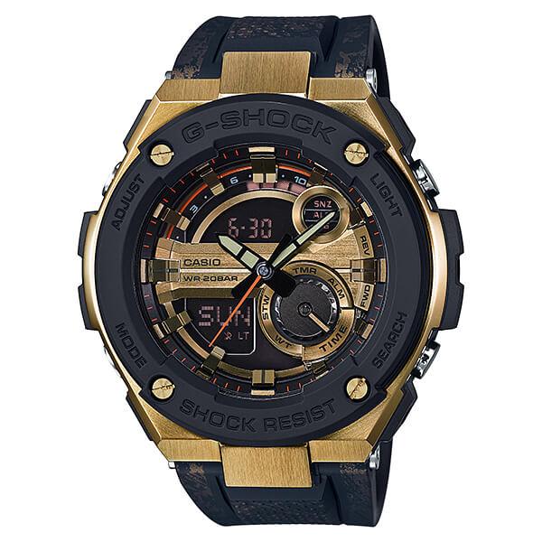 Đồng hồ G-shock thu hút sự chú ý của nhiều người