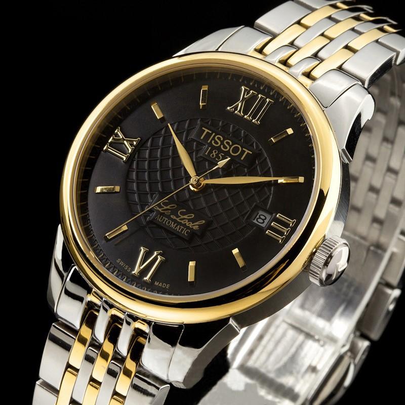 Giá thành của đồng hồ fake luôn thấp hơn nhiều so với đồng hồ Tissot chính hãng